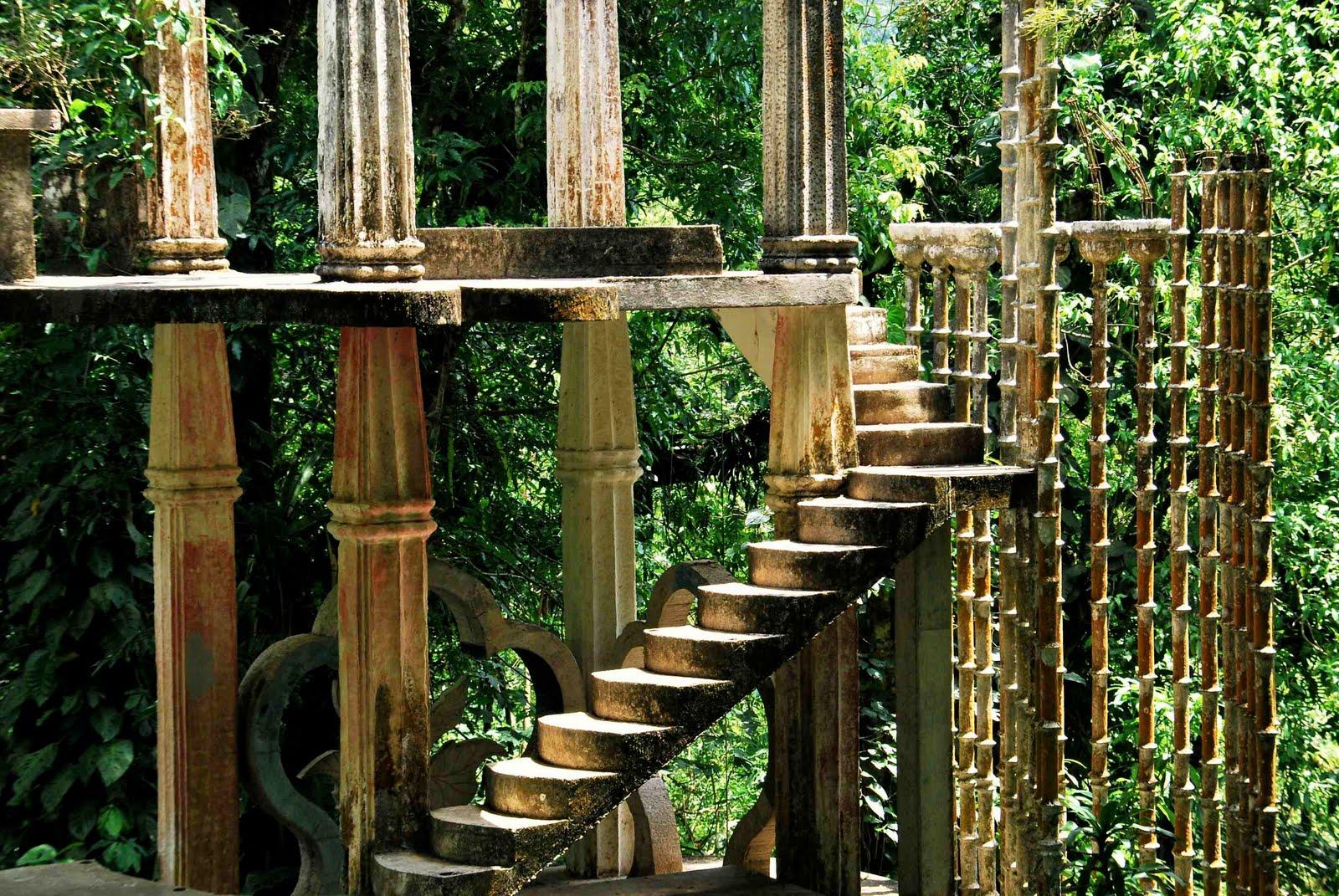 Xilitla una aventura surrealista viaja y come for Jardin xilitla