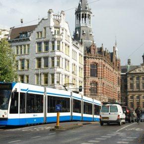 Photo Journey por la ciudad deÁmsterdam