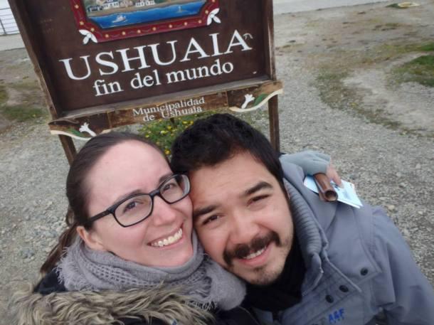 ushuaia fin del mundo argentina