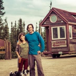 Tiny house giant journey: La vida sobreruedas