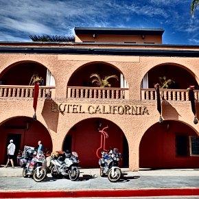 Hotel California, Eagles y TodosSantos