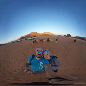 Wadi Rum, parada necesaria enJordania